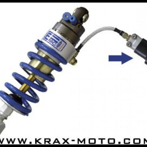 Amortisseurs EMC Sportshock II 04-07 Precharge+Correcteur - FZ6 - Yamaha