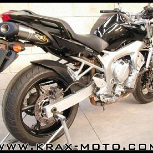 Silencieux G&G Sport - FZ6 - Yamaha