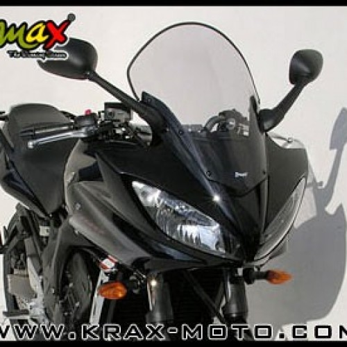 Bulle Ermax Haute Protection +8cm 2007 - FZ6 - Yamaha