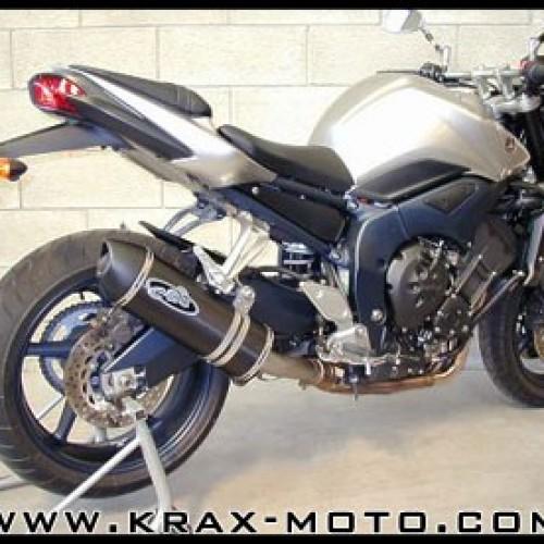 Silencieux G&G Bike - FZ1 - Yamaha
