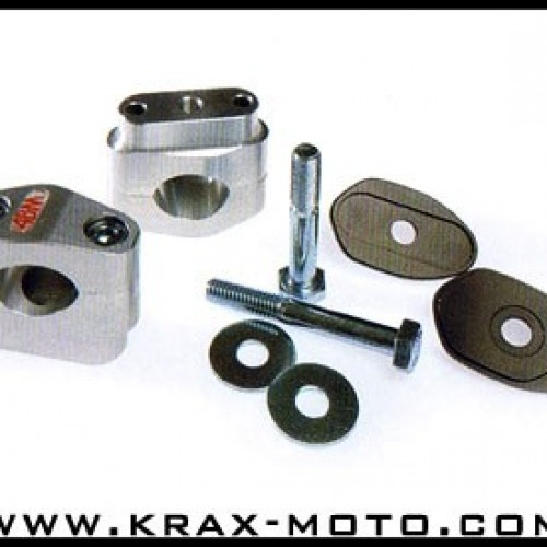 Kit pontets 28mm ABM - XJR 1200 1300 - Yamaha