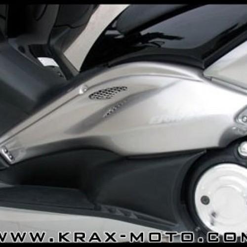 Caches lateraux Ermax 2008+ - Tmax500 - Yamaha