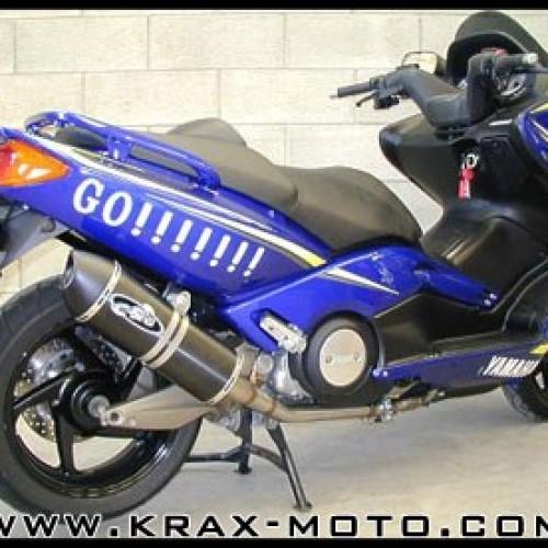 Silencieux G&G Bike - Tmax500 - Yamaha