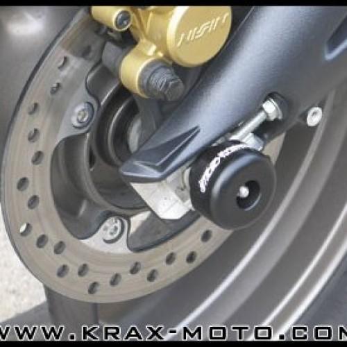 Kit de protection GSG Roue arrière - Daytona 675 - Triumph