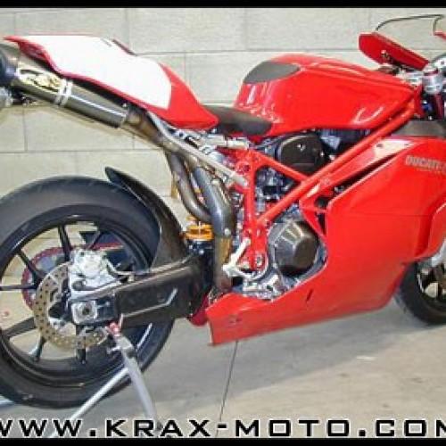 Silencieux G&G Bike - 749 999 - Ducati