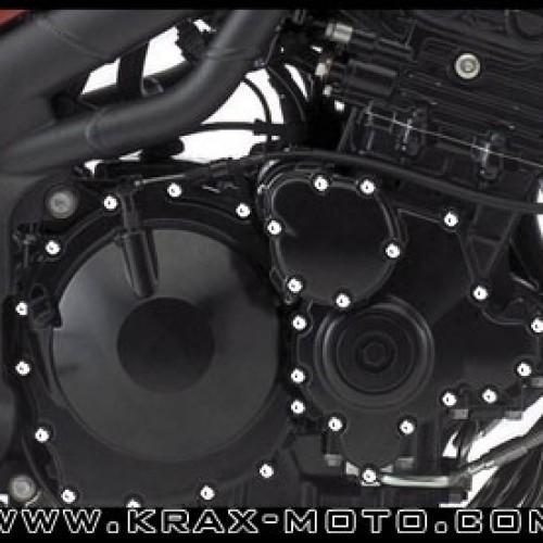 Kit visserie moteur Evotech 2004+ - RSV1000 - Aprilia