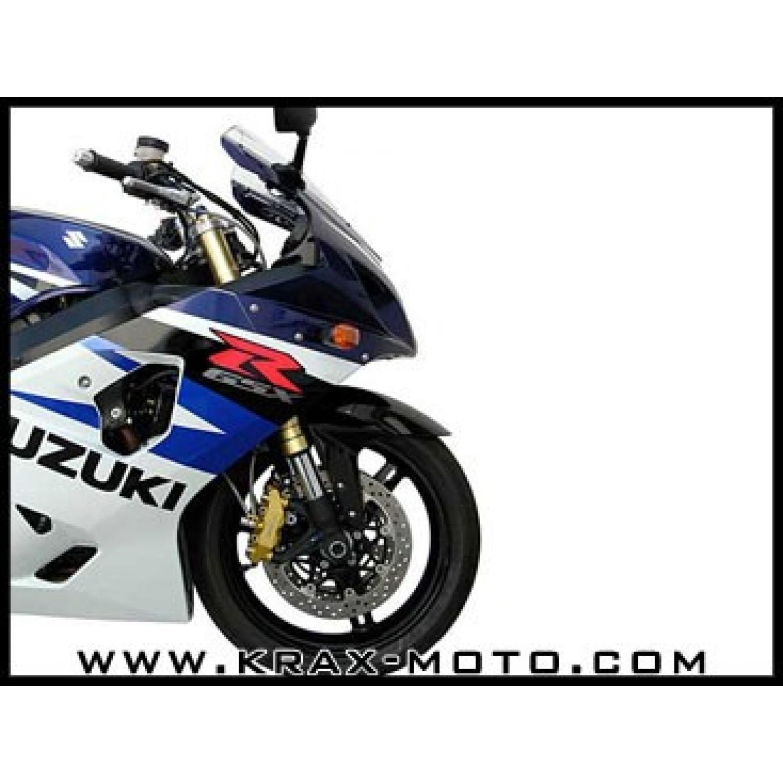 Kits Durites de frein Avant  pour Suzuki GSX R 750 de 2006 à 2007