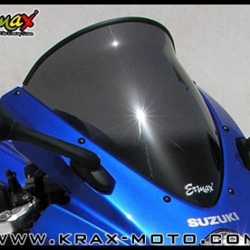 Bulle Ermax Haute Protection +5cm 2006/07 - GSXR 750 - Suzuki