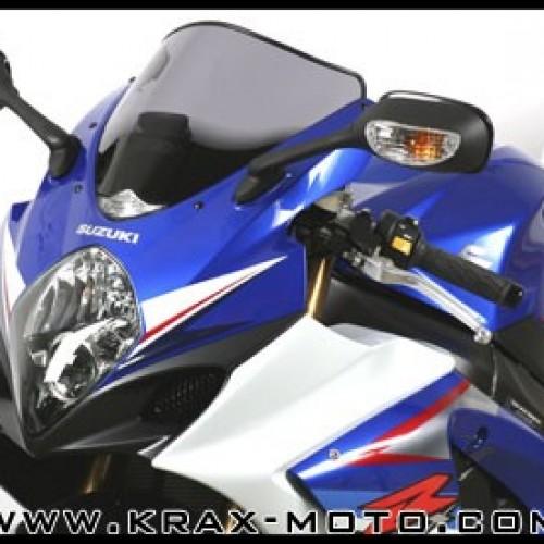 Bulle MRA Origine 2007 - GSXR 1000 - Suzuki