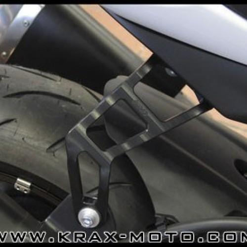 Patte support de pot GSG 2007-08 - GSXR 1000 - Suzuki