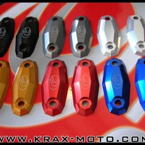 Caches fixations retroviseurs 2000-04 - GSXR 1000 - Suzuki