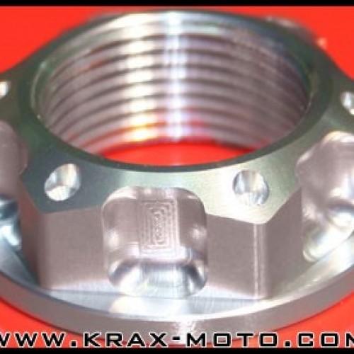 Ecrou axe de roue arrière Evotech - GSX-R 1000 2001-16 - Suzuki