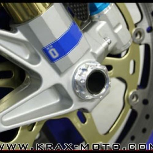 Ecrou de roue avant Evotech - GSX-R 1000 2005-16 - Suzuki