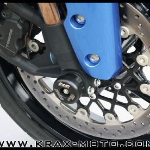 Kit de protection de roue avant GSG - GSX-R 1000 2009-11 - Suzuki