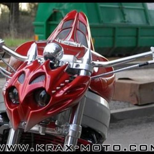 Tete de fourche LM 666 MGM Bikes