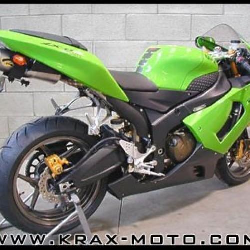 Silencieux G&G Bike 2005+ - ZX6 R  2003+ - Kawasaki
