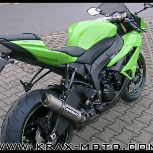 Silencieux Bodis GP1 2009+ - ZX6 R  2003+ - Kawasaki