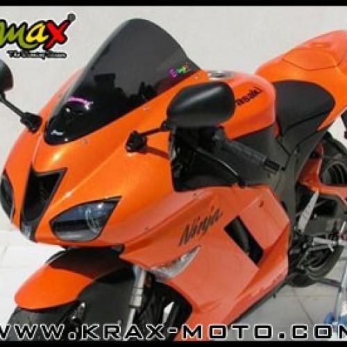 Bulle Ermax Aéromax 2007 - ZX6 R  2003+ - Kawasaki