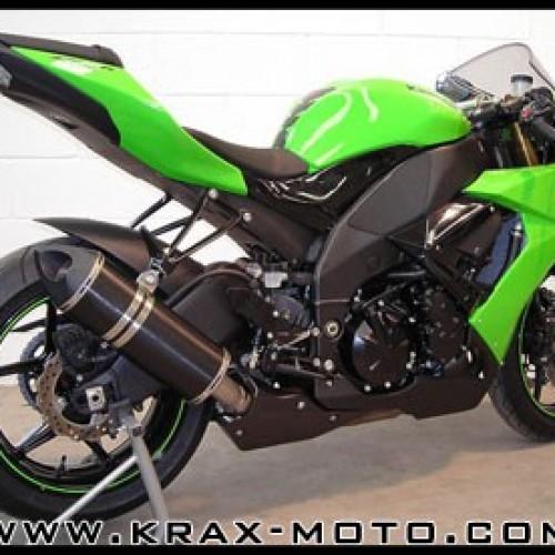 Silencieux G&G Sport 2008-09 - ZX10 R - Kawasaki