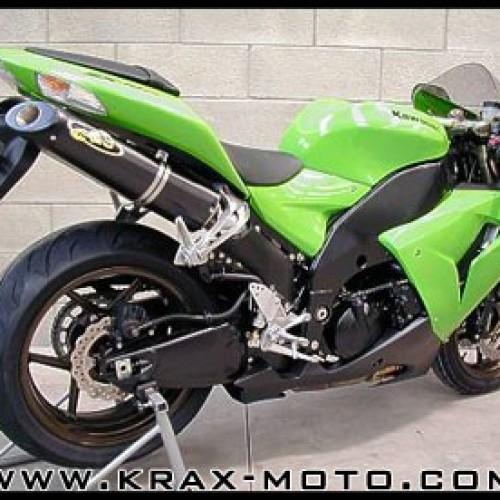 Silencieux G&G Bike 2006+ - ZX10 R - Kawasaki