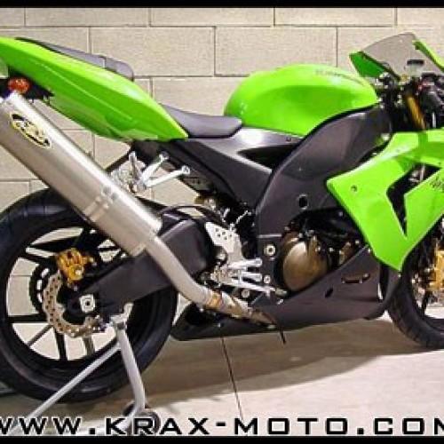 Silencieux G&G Bike 2004-05 - ZX10 R - Kawasaki