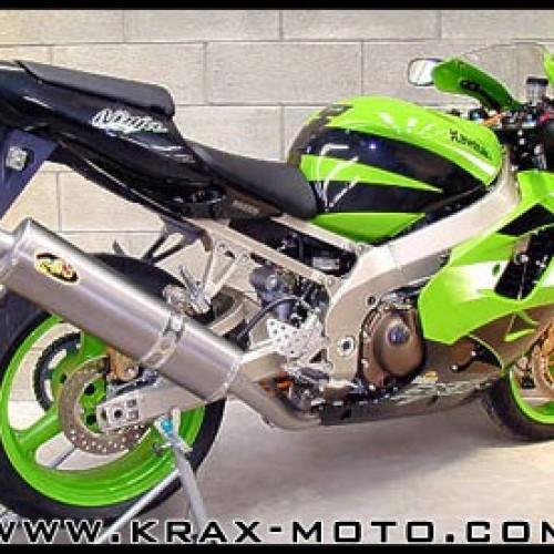Silencieux G&G Bike 2002-03 - ZX9 R - Kawasaki