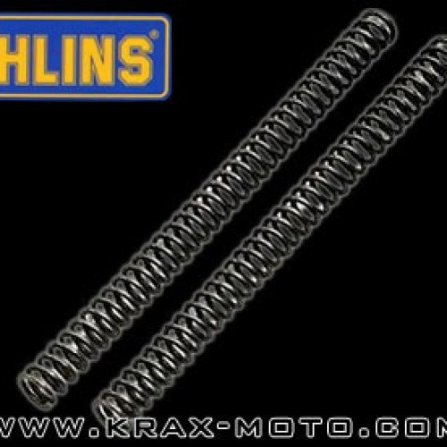 Ressorts de fourche Ohlins 600 90-92 - ZZR 600 1100 1200 - Kawasaki