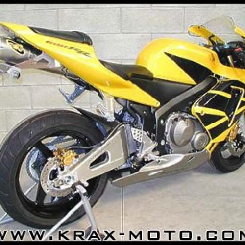 Silencieux G&G Bike 2005-06 - CBR 600 - Honda