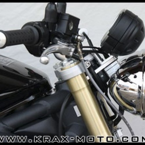 Support compteur/phares GSG - Street Triple 675 2007-10 - Triumph