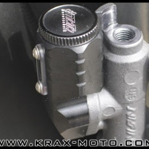 Bocal frein arrière Alu GSG 2007+ - CBR 600 - Honda