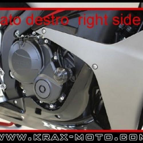 Kit protection Evotech Defender 2007-08 - CBR 600 - Honda