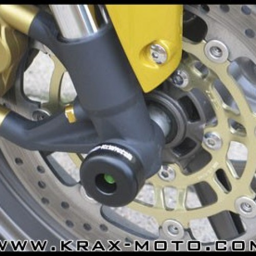 Kit de protection GSG Roue avant - Street Triple 675 - Triumph