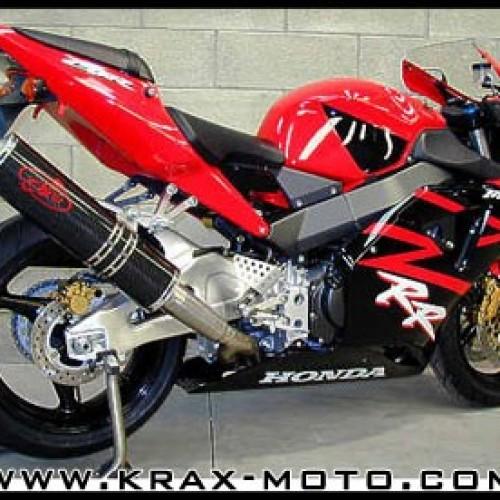 Silencieux G&G Bike 2002+ - CBR 900 - Honda