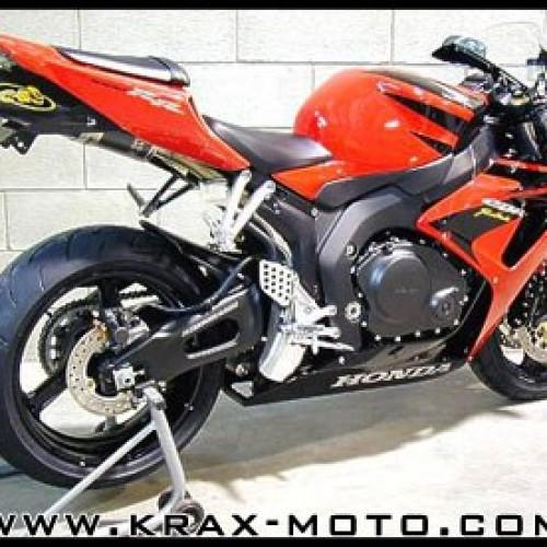 Silencieux G&G Bike 04-07 - CBR1000 RR - Honda