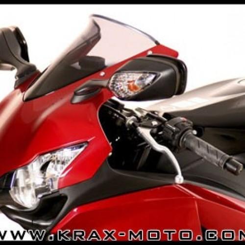 Bulle MRA Sport 2008-2009 - CBR1000 RR - Honda