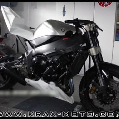 Coque MGM Bikes HE81 - R1 02-03 - Yamaha