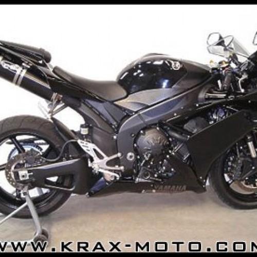 Silencieux G&G Bike 2007 - R1 - Yamaha