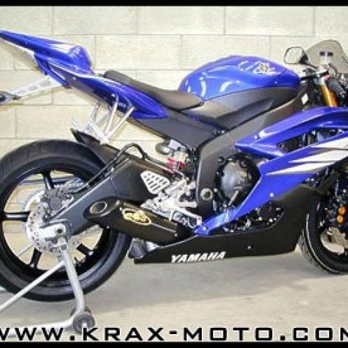 Silencieux G&G Bike 2006 - R6 - Yamaha