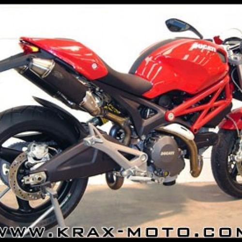 Silencieux G&G Race 696-796-1100 - Monster - Ducati