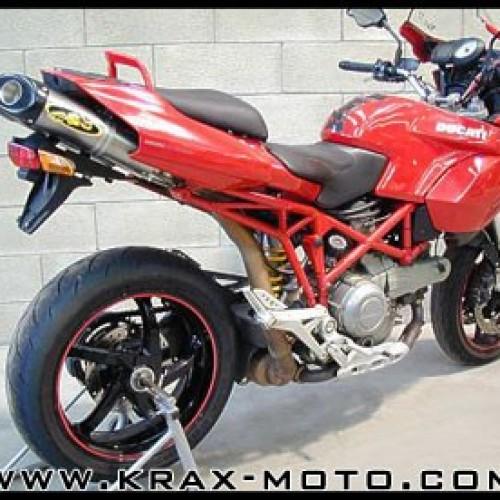 Silencieux G&G Bike - Multistrada - Ducati