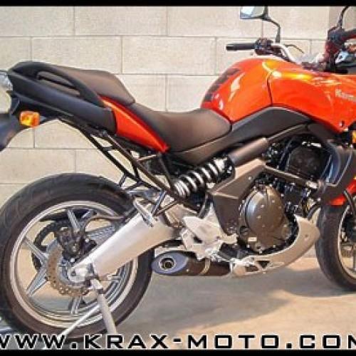 Silencieux G&G Bike - Versys 650 - Kawasaki