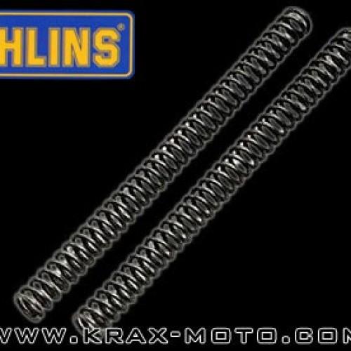 Ressorts de fourche Ohlins 1000 99-02 - Varadero 125 1000 - Honda