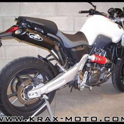Silencieux G&G Bike - MT03 2006-13 - Yamaha