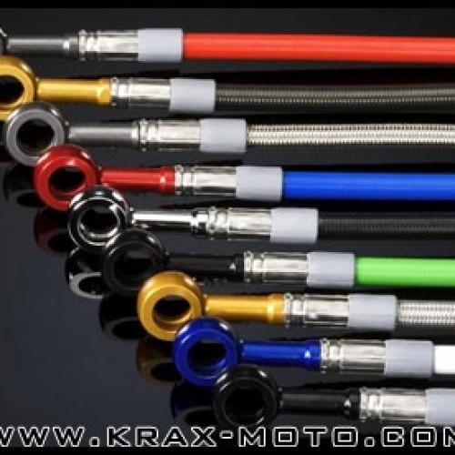 Durite de frein avant ABM 350 87-94 - TT TTR 350 600 - Yamaha