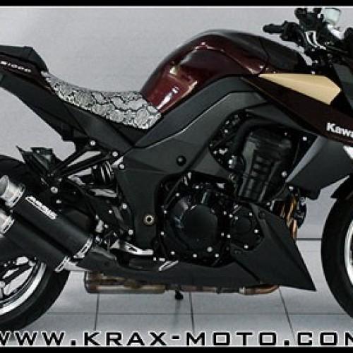 Silencieux Bodis GPX2 2010-13 - Z 1000 - Kawasaki