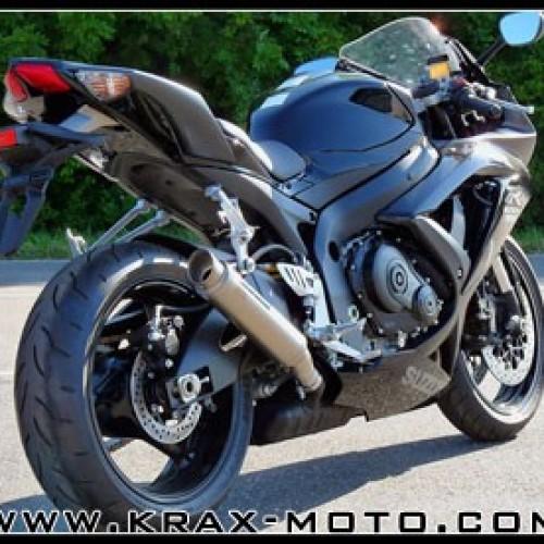 Silencieux Bodis GP1 2008-2010 - GSXR 600 - Suzuki