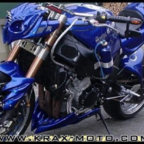 Sabot MGM Bikes - GSXR 1000 2001-04 - Suzuki