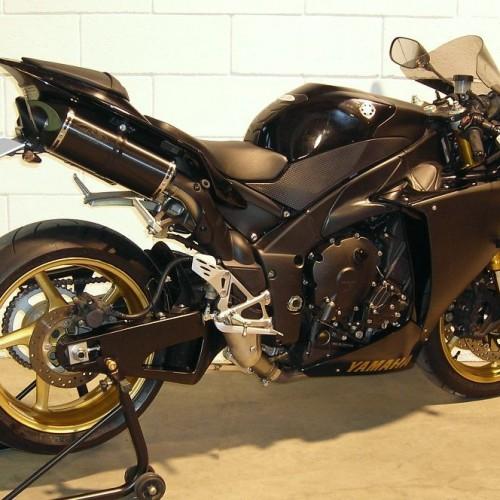 Silencieux G&G Bike 2009-2011 - R1 - Yamaha