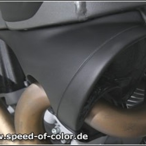 Ecope droite SpeedOfColor XB 2008-09 - Buell