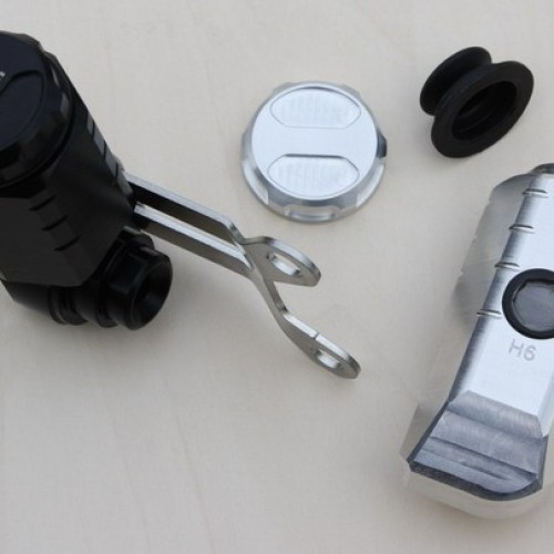 Bocal frein arrière GSG - Buell XB